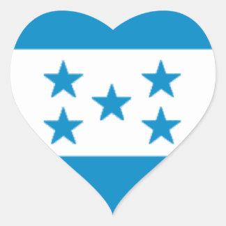 Honduras Flag Stickers
