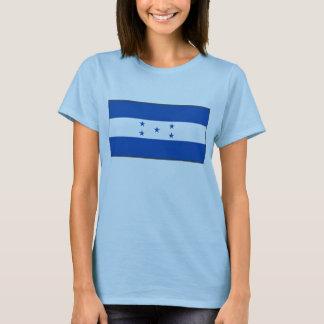 Honduras Flag x Map T-Shirt
