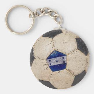 Honduras Football Key Ring