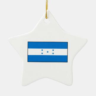 Honduras – Honduran Flag Christmas Tree Ornament