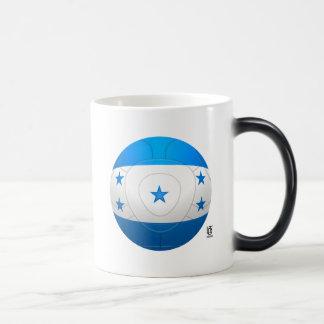 Honduras - Los Catrachos Football Morphing Mug
