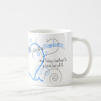 Honduras mug