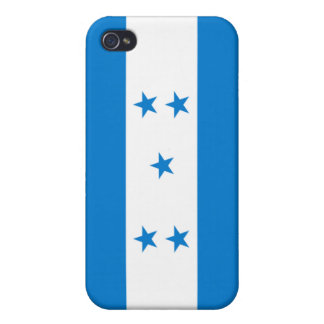 Honduras National Nation Flag  iPhone 4 Cover