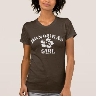 Honduras Pink Girl T-Shirt