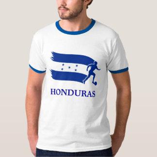 Honduras  Soccer Flag T-Shirt