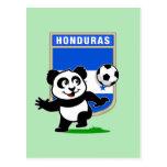 Honduras Soccer Panda