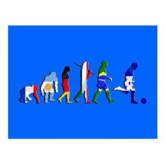 Honduras Soccer t-shirts and gifts Postcard