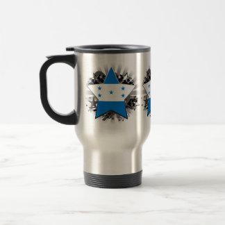 Honduras Star Travel Mug