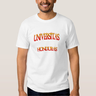 Honduras Univ (2) T-shirt