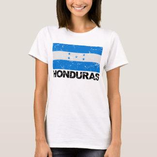 Honduras Vintage Flag T-Shirt