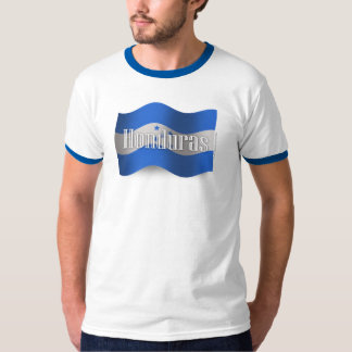 Honduras Waving Flag T-Shirt