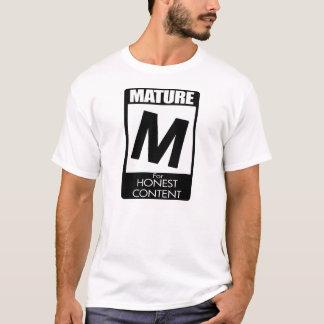 Honest Content Rating T-Shirt