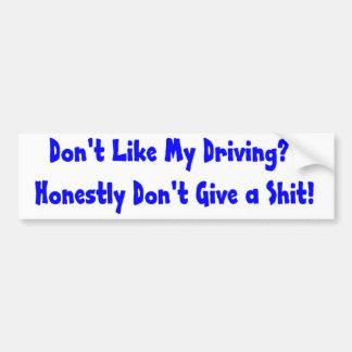 Honesty Bumper Sticker