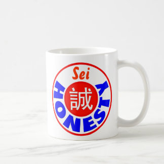 Honesty - Sei Basic White Mug