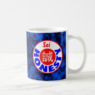 Honesty - Sei Basic White Mug