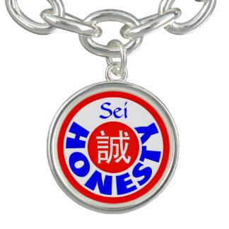Honesty - Sei Charm Bracelet