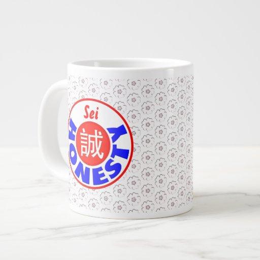 Honesty - Sei Jumbo Mugs