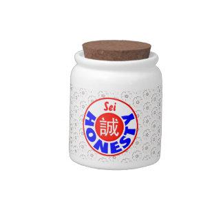 Honesty - Sei Candy Jars