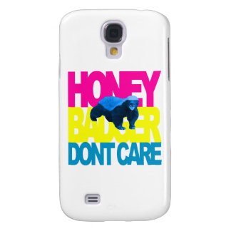 Honey Bader Don't Care South Beach Galaxy S4 Case