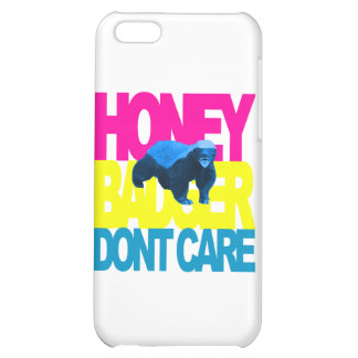 Honey Bader Don't Care South Beach iPhone 5C Cover
