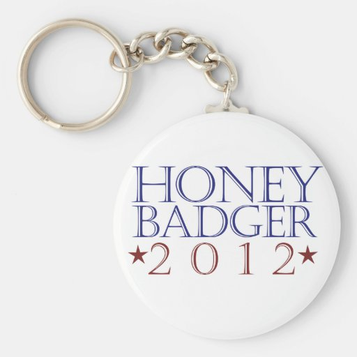 Honey Badger 2012 Key Chains