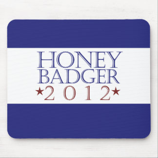 Honey Badger 2012 Mouse Pad