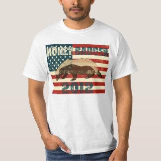 Honey Badger 2012 T Shirts