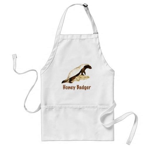 Honey Badger Aprons