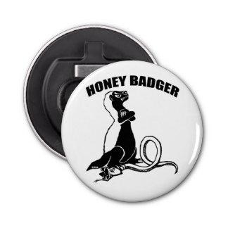 Honey badger bottle opener