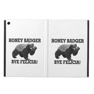 Honey Badger Bye Felicia iPad Air Cases