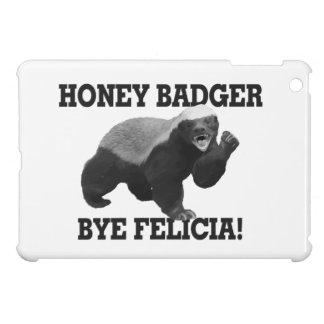 Honey Badger Bye Felicia iPad Mini Cover