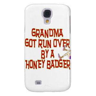 Honey Badger Galaxy S4 Covers