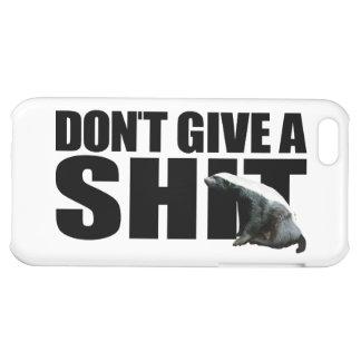 Honey Badger Case For iPhone 5C