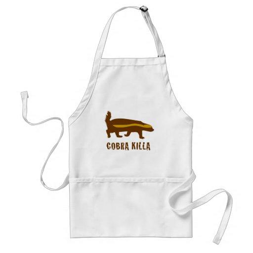 honey badger cobra killa apron