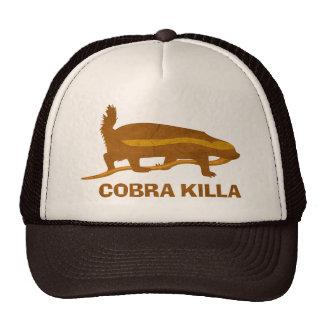 honey badger cobra killa hats