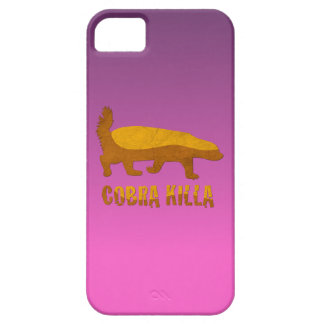 Honey Badger Cobra Killa iPhone 5 Cases