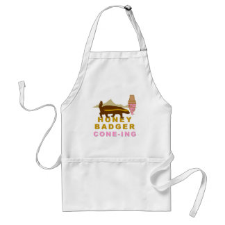 Honey Badger Cone-ing Standard Apron