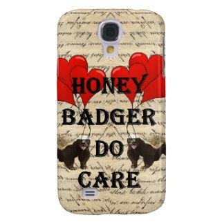 Honey badger do care galaxy s4 case