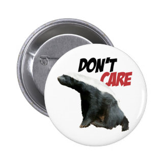 Honey Badger Don t Care 3 Pins