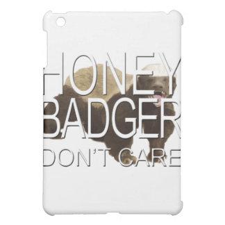 Honey Badger Don t Care iPad Mini Cover