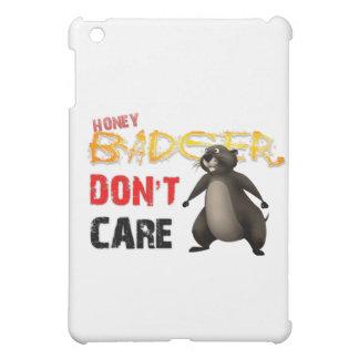 Honey Badger Don t care iPad Mini Cases