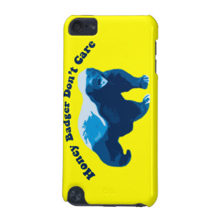 Honey Badger Don t Care iPod touch case