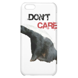 Honey Badger Don't Care 2 iPhone 5C Covers