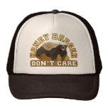 Honey Badger Don't Care Cap