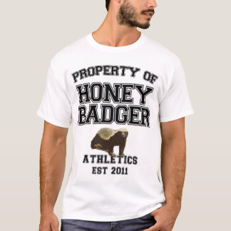 Honey Badger Dont Care Don't Care T-Shirt