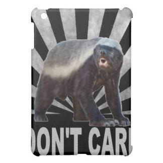 HONEY BADGER DON'T CARE iPad MINI COVER