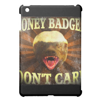 Honey Badger Don't Care Case For The iPad Mini