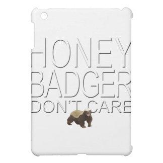 Honey Badger Don't Care iPad Mini Cases
