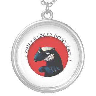 Honey Badger don't Care! Custom Jewelry