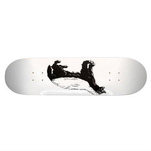 Honey Badger Don't Care Skateboards